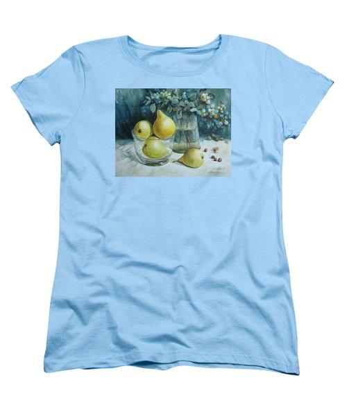 Autumn Still Life 3 Women's T-Shirt (Standard Cut)