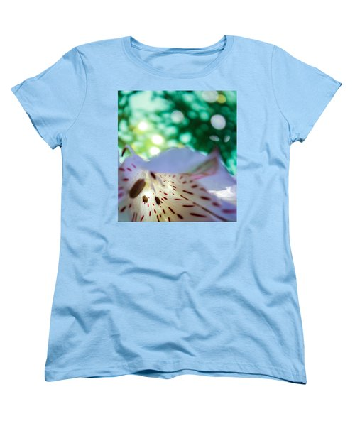 Women's T-Shirt (Standard Cut) featuring the photograph Awaken by Bobby Villapando