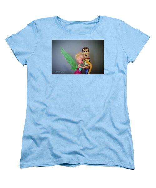 Awww Tink Women's T-Shirt (Standard Cut)