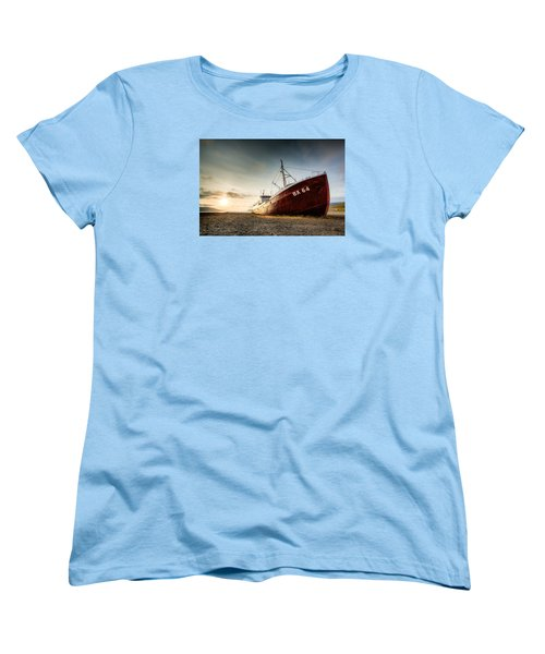 Ba 64 Women's T-Shirt (Standard Cut) by Brad Grove