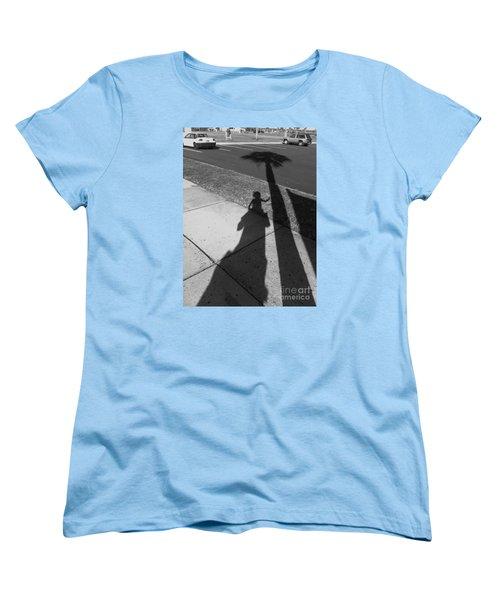 Baby Palm Women's T-Shirt (Standard Cut) by WaLdEmAr BoRrErO