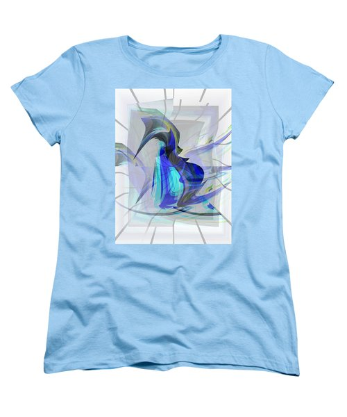 Back To Life 3 Women's T-Shirt (Standard Cut) by Thibault Toussaint