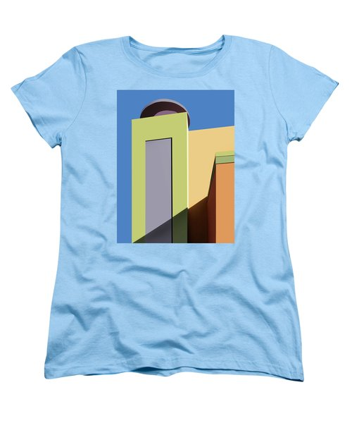 Back To The Market Women's T-Shirt (Standard Cut) by Nikolyn McDonald