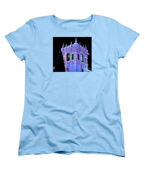 Balboa Park December Nights Celebration Details Women's T-Shirt (Standard Cut)
