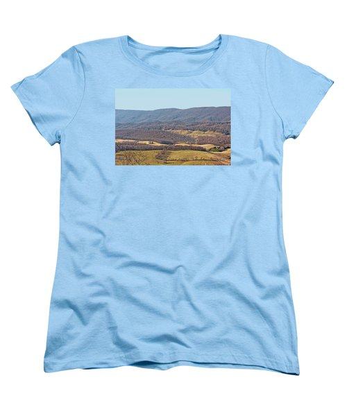 Bare Winter Women's T-Shirt (Standard Cut)