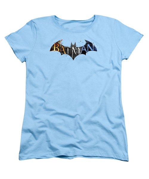 Batman  Women's T-Shirt (Standard Cut) by Herb Strobino