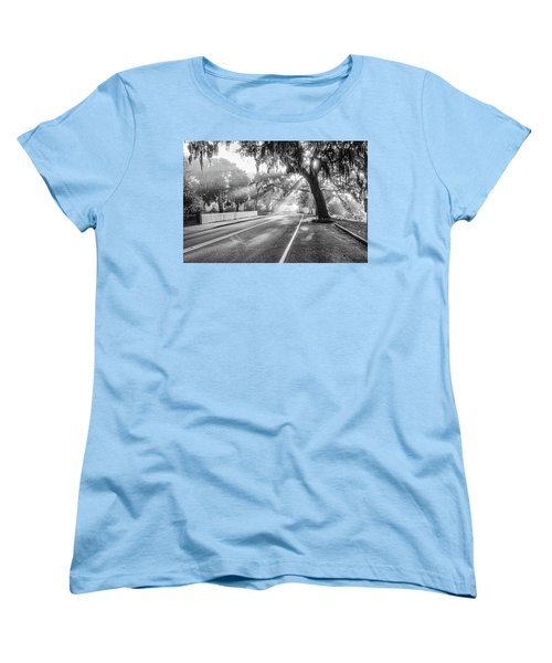 Bay Street Rays Women's T-Shirt (Standard Cut)