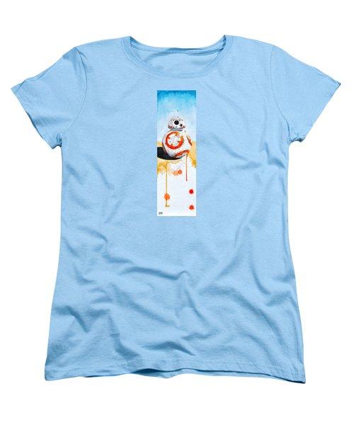 BB8 Women's T-Shirt (Standard Cut) by David Kraig