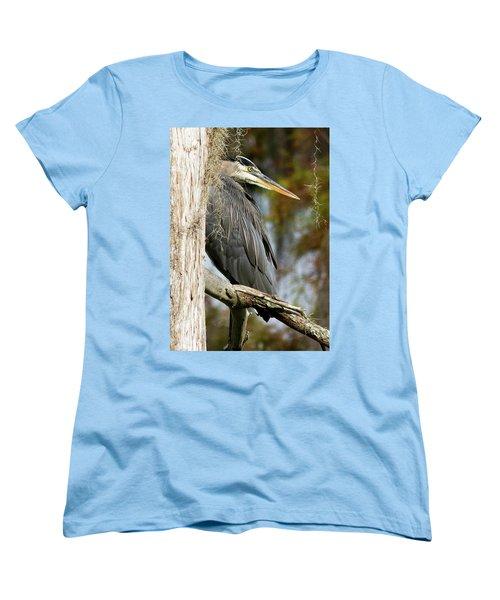 Be The Tree Women's T-Shirt (Standard Cut) by Lamarre Labadie