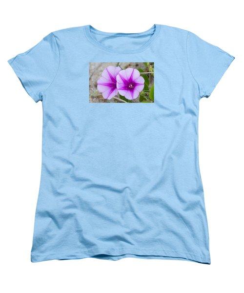 Beach Beauties Women's T-Shirt (Standard Cut) by Kenneth Albin