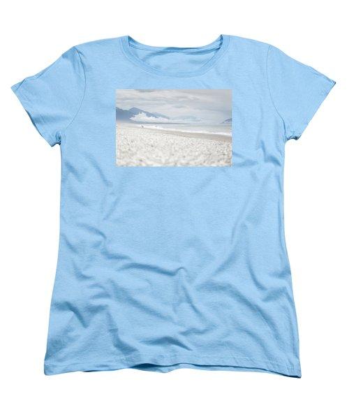 Beach For Two Women's T-Shirt (Standard Cut)