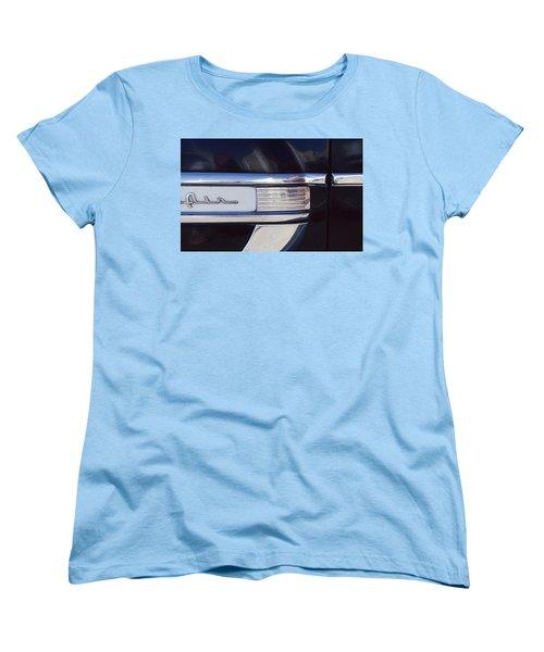 Women's T-Shirt (Standard Cut) featuring the photograph Belair by Laurie Stewart