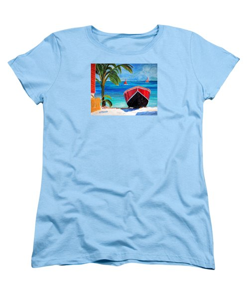 Belizean Dream Women's T-Shirt (Standard Cut)