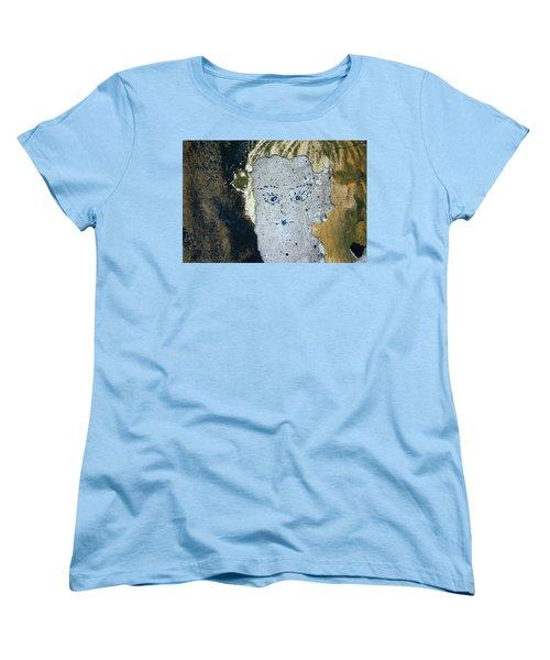 Berlin Wall Mural Women's T-Shirt (Standard Cut) by KG Thienemann
