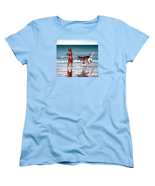 Best Friends II Women's T-Shirt (Standard Cut)