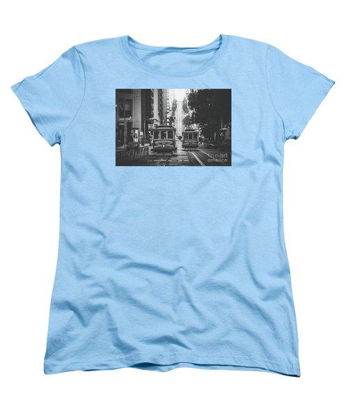 Best Of San Francisco Women's T-Shirt (Standard Cut) by JR Photography