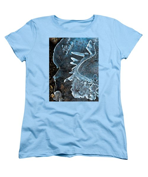 Beyond Women's T-Shirt (Standard Cut) by Tom Cameron