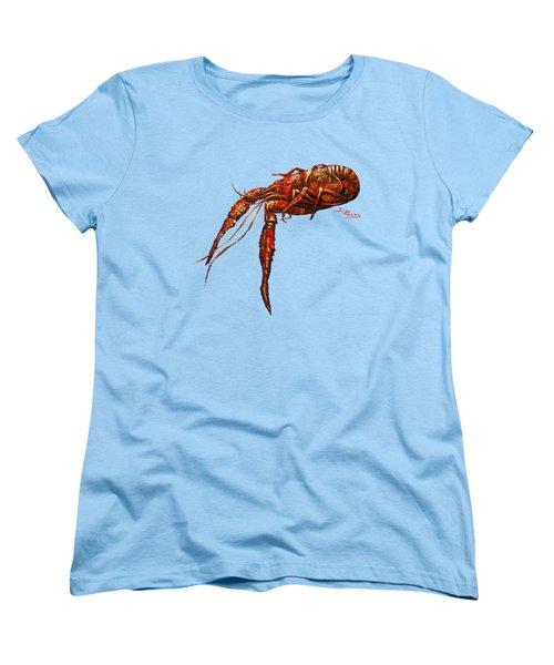 Big Red Women's T-Shirt (Standard Cut) by Dianne Parks