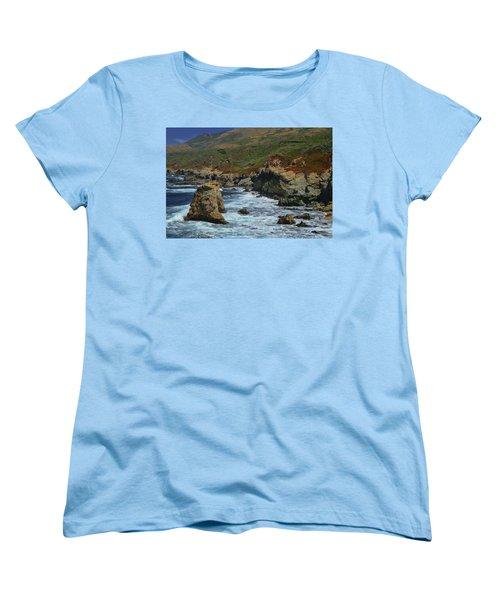 Big Sur 1 Women's T-Shirt (Standard Cut)