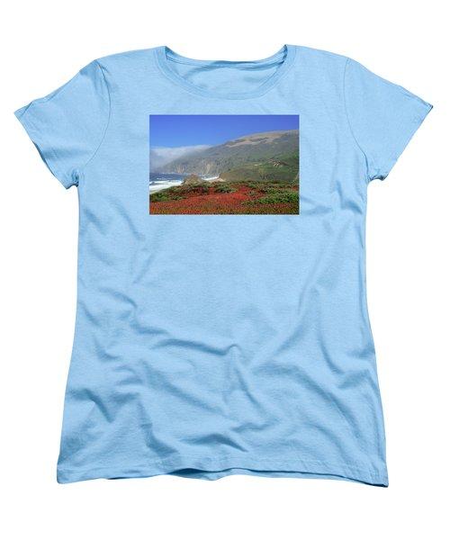 Big Sur 4 Women's T-Shirt (Standard Cut)