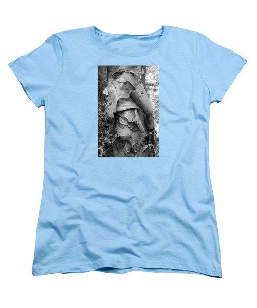 Birch Bark Women's T-Shirt (Standard Cut)