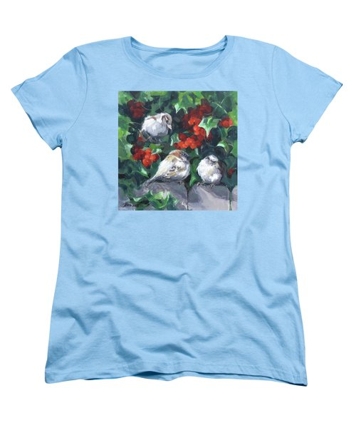 Bird Watching Women's T-Shirt (Standard Cut)