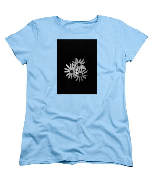 Black Eyed Susan's 1 Women's T-Shirt (Standard Cut) by Simone Ochrym