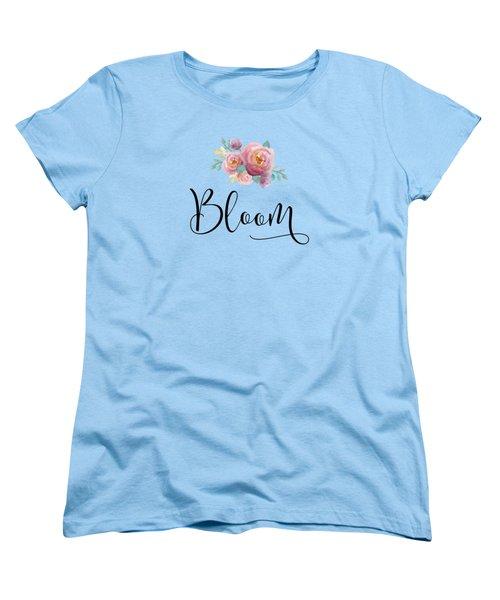 Bloom Women's T-Shirt (Standard Fit)