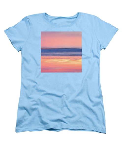 Women's T-Shirt (Standard Cut) featuring the photograph Apricot Delight by Az Jackson