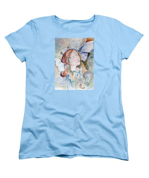Blue Morpho Women's T-Shirt (Standard Cut)
