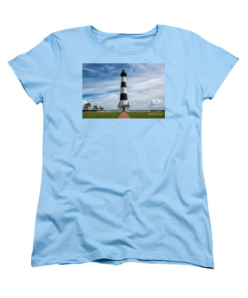 Bodie Island Lighthouse Women's T-Shirt (Standard Cut)