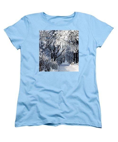 Born This Day Women's T-Shirt (Standard Cut) by Judi Saunders