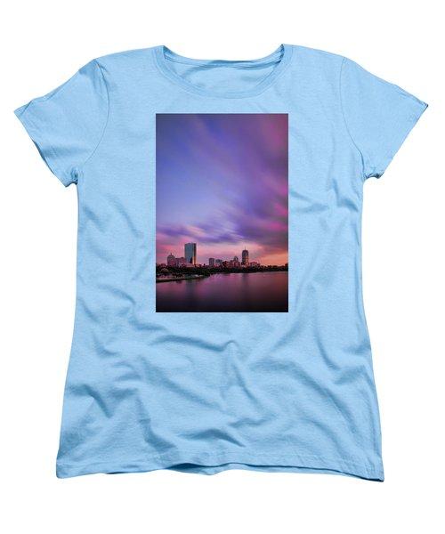 Boston Afterglow Women's T-Shirt (Standard Cut)