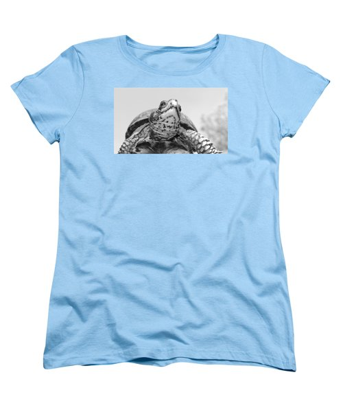 Boxy Women's T-Shirt (Standard Cut) by Tammy Schneider