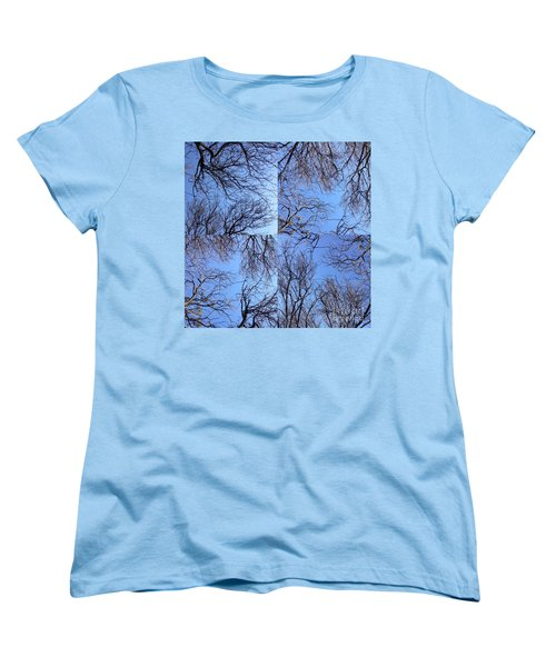 Branches Women's T-Shirt (Standard Cut) by Nora Boghossian