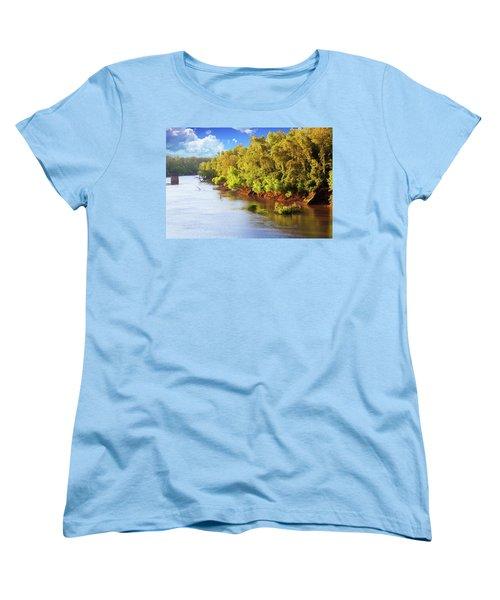 Brazos River Women's T-Shirt (Standard Cut)