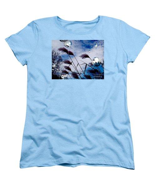 Breezy Women's T-Shirt (Standard Cut) by Robert Orinski