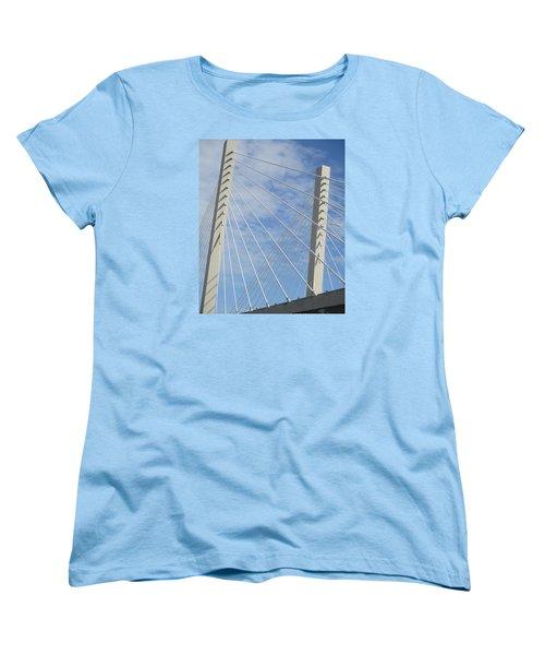 Bridge Women's T-Shirt (Standard Cut) by Martin Cline