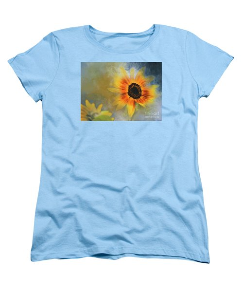 Brighter Than Sunshine Women's T-Shirt (Standard Cut) by Eva Lechner