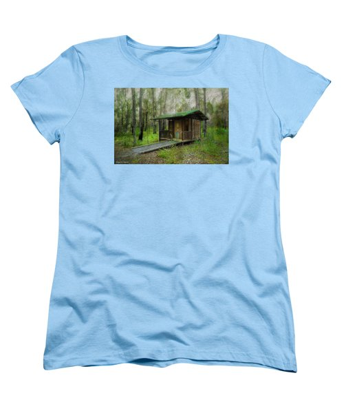 Brimbin Nature Reserve 01 Women's T-Shirt (Standard Cut) by Kevin Chippindall