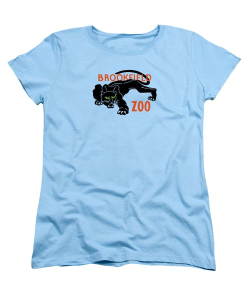 Brookfield Zoo Wpa Women's T-Shirt (Standard Cut) by War Is Hell Store