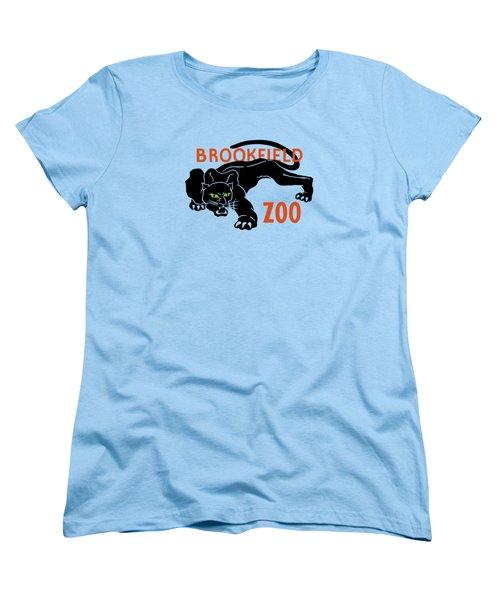 Brookfield Zoo Wpa Women's T-Shirt (Standard Cut)