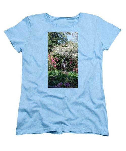 Brookgreen 3 Women's T-Shirt (Standard Cut) by Gordon Mooneyhan