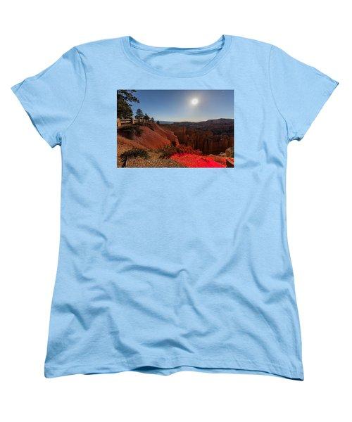 Bryce 4456 Women's T-Shirt (Standard Cut) by Michael Fryd