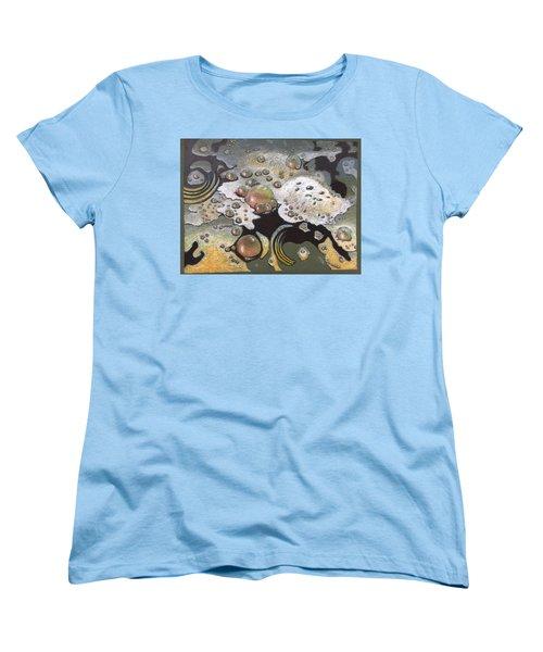 Bubble, Bubble, Toil And Trouble 2 Women's T-Shirt (Standard Cut)