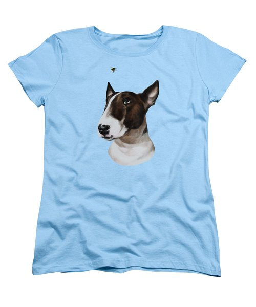 Bully And Bee Women's T-Shirt (Standard Cut)
