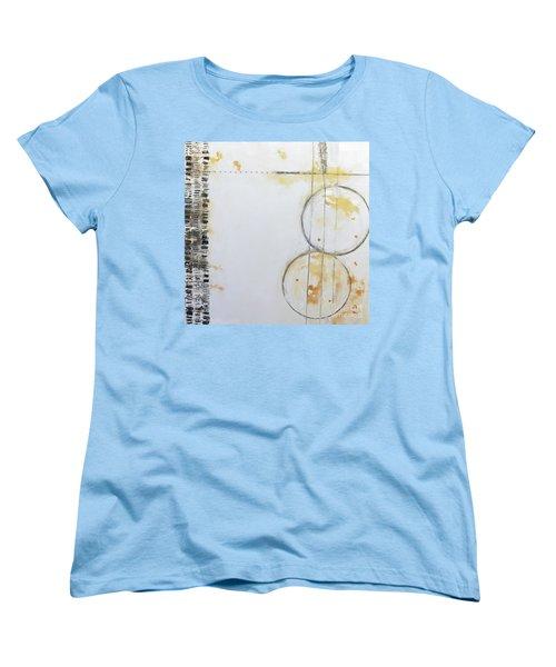 Butterfly Tracks Women's T-Shirt (Standard Cut) by Gallery Messina