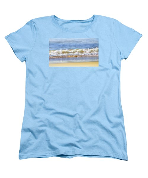 By The Coral Sea Women's T-Shirt (Standard Cut) by Holly Kempe