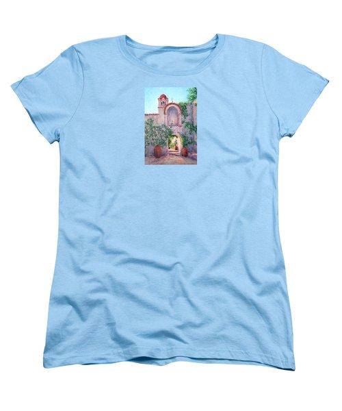 Byzantine Archway Women's T-Shirt (Standard Cut) by Jill Musser