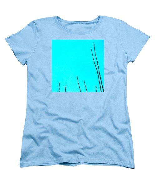 California Like Danmark Women's T-Shirt (Standard Cut) by CML Brown